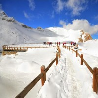 Hello Snow CHENGDU DAGU GLACIER 6D5N