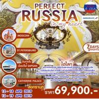 RUSSIA in my heart_SU 7D5N